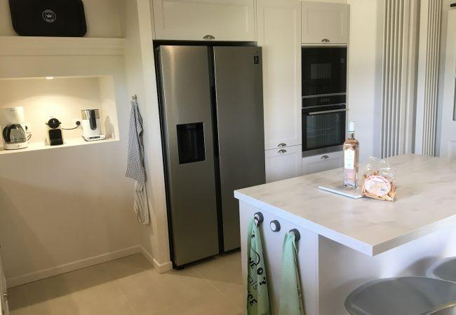 Villa in Salernes - Pati Panor : splendid holidays villa with air con, pool, tennis & jacuzzi