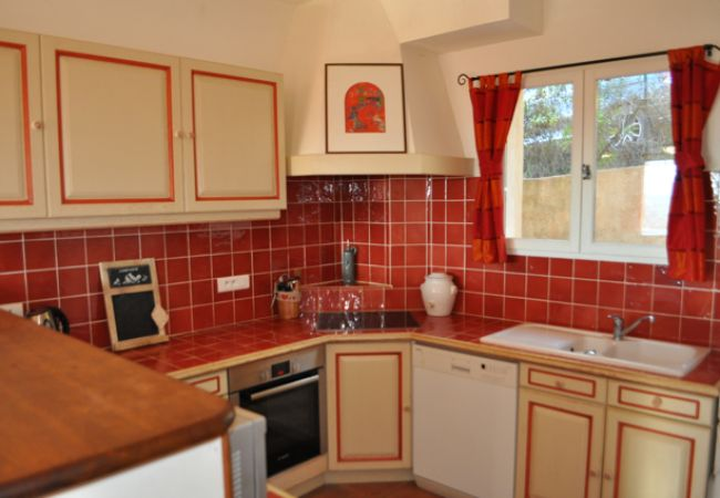 House in Cotignac - Le Collet : exceptional settings and comfort