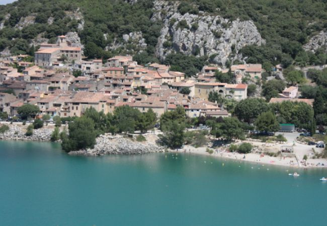 House in Cotignac - Les 2 Palmiers :6 to 10 Family holidays in Provence