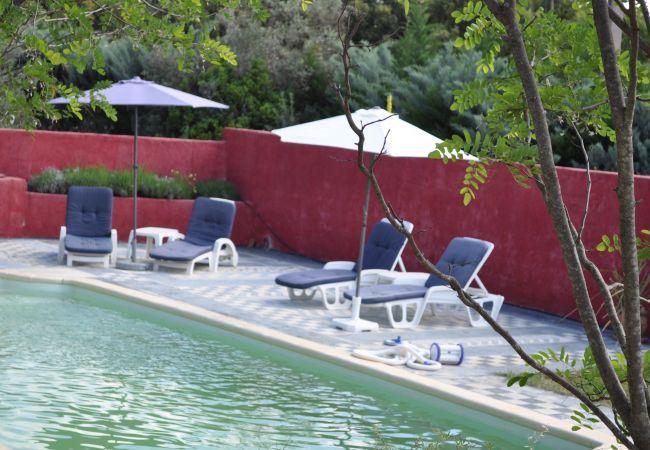 House in Cotignac - Seasonal rental in Provence : Villa Maria