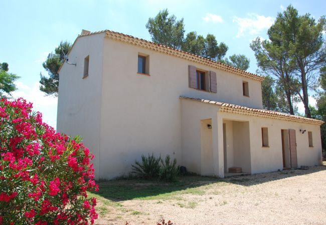 Villa in Sillans-la-Cascade - Villa Pinede, holidays close to Verdon Canyon