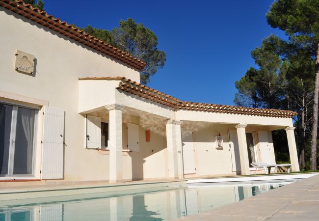 Villa in Cotignac - Aire de Blen : high standing & gorgeous view