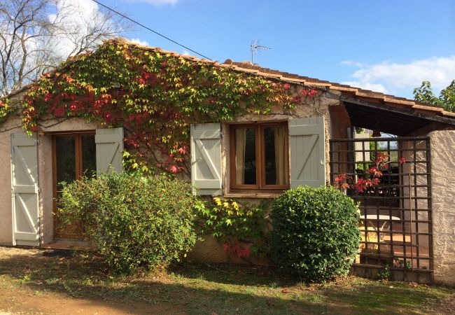 House in Cotignac - Clos des Oliviers : quiet holidays in Provence