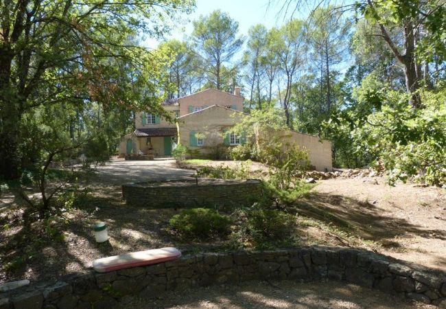 House in Cotignac - Holidays home at Cotignac ; Lou Peyranne 4