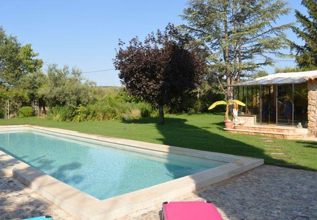 Villa in Cotignac - HOLIDAY HOME IN pROVENCE : HUIS CLOS