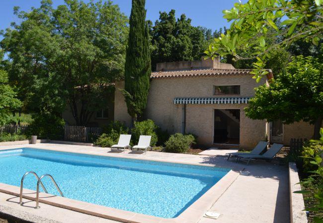 House in Cotignac - HOLIDAYS HOME AT COTIGNAC : LE FERRAILLON