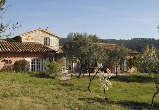 Villa in Cotignac - La Pardiguiere, perfect for family holidays