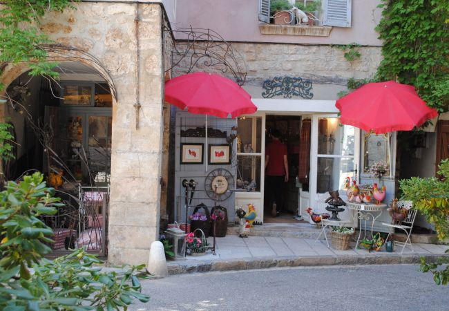 Apartment in Cotignac - Grande Maison : charm and peaceful close to restaurant