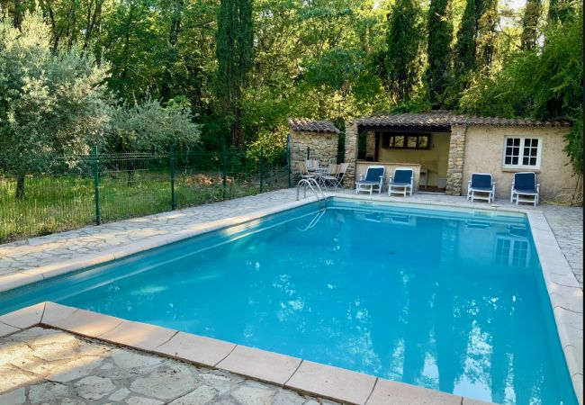 House in Cotignac - Bergerie : Holidays in the nature of Provence
