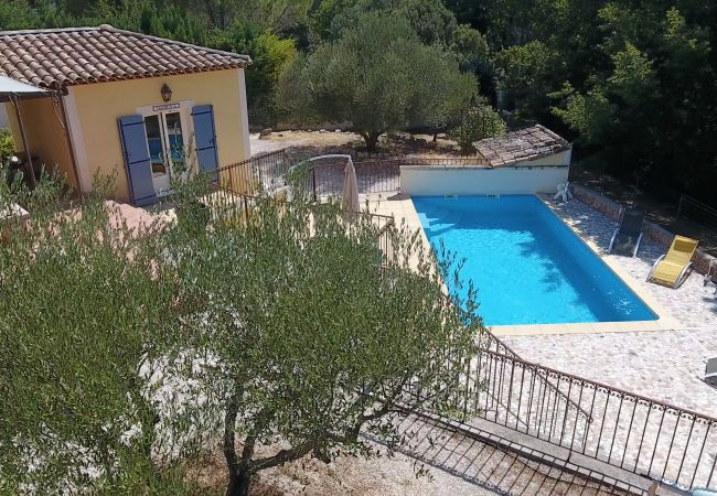 Villa in Cotignac - Villa Thomas, perfect with young children