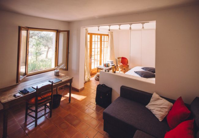 House in Cotignac - Mas du Perigoulier : family holiday in a traditional Provencal style