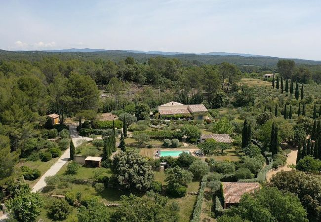 House in Cotignac - Clos Paradis : gorgeous provencal property with private pool