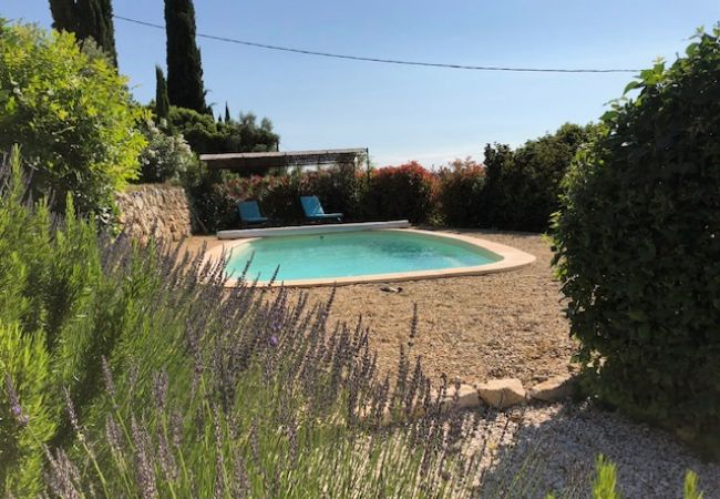 House in Cotignac - Lou Casaou : peaceful and farniente in Provence