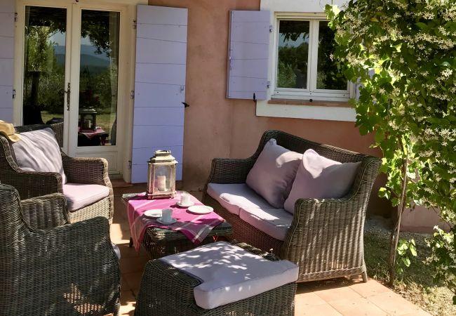 Villa in Cotignac - Marlin : Sunny holidays in Provence