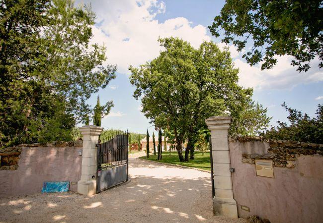 Villa in Cotignac - Li Sian Ben :  Holiday of charm in the heart of the vineyard
